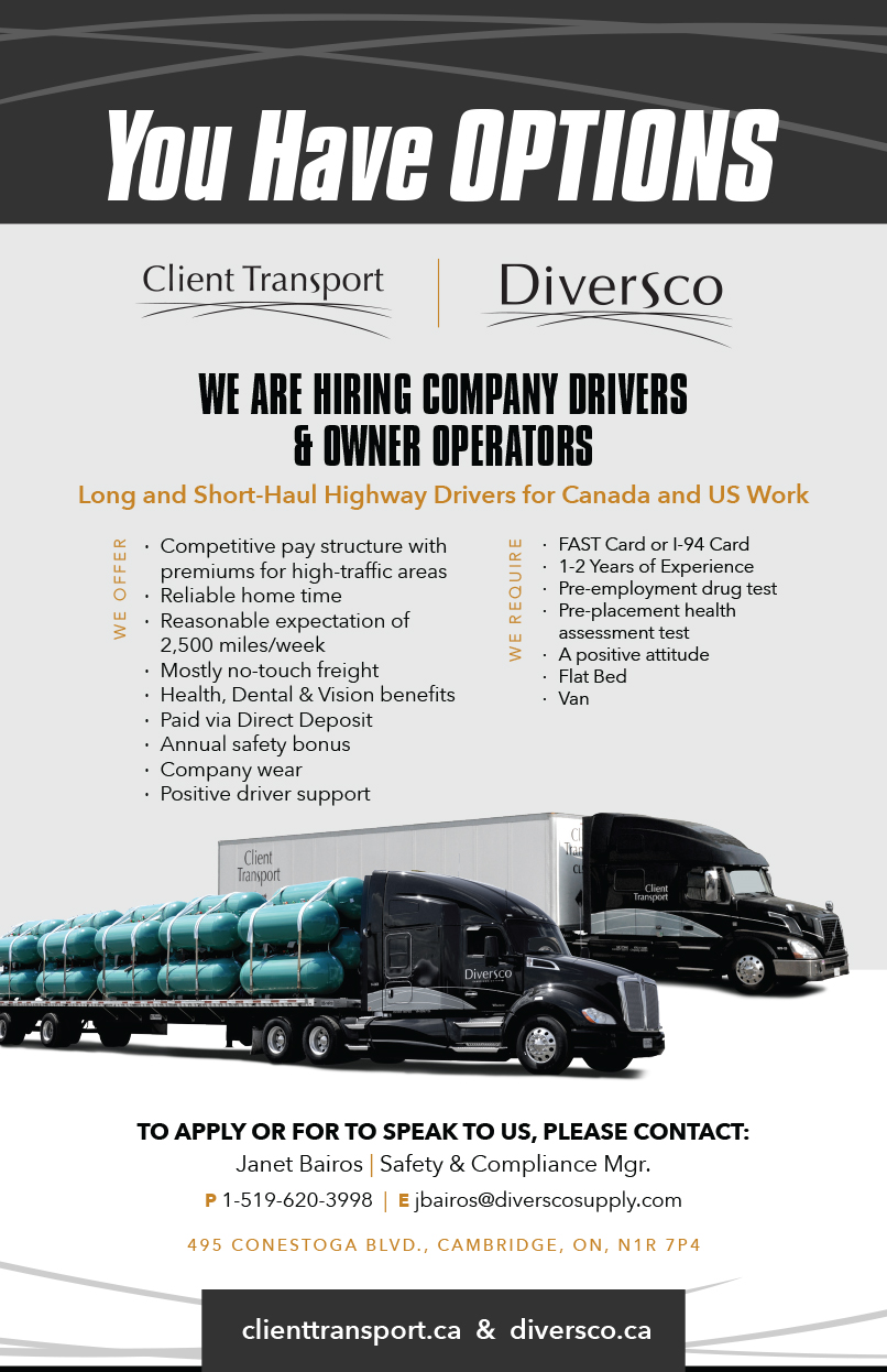 Diverse-Client-Transport_November2018-v3 - Over The RoadOver The Road